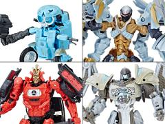 Transformers: The Last Knight Deluxe Wave 2 Set of 4