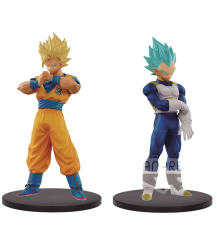 FIGURE DRAGONBALL SUPER SON GOKU SAIYAN 2 Z DXF THE SUPER WARRIORS VOL.5 #2