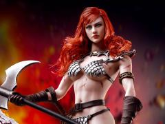 Red Sonja Scars of the She-Devil 1/6 Scale Figure