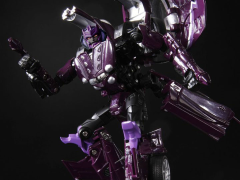 Transformers Alternity A-04 Mitsuoka Orochi Skywarp (Purple)