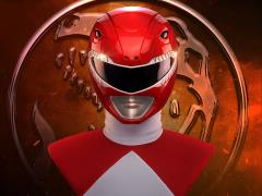 Mighty Morphin Power Rangers Red Ranger Life-Size Bust