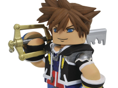 Kingdom Hearts Vinimate Sora