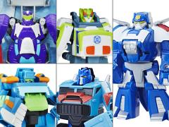 Transformers Rescue Bots Rescan Wave 9 Set of 5