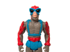 Masters of the Universe ReAction Action Stratos Figure