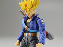 Dragon Ball Z Figure-rise Standard Super Saiyan Trunks Model Kit