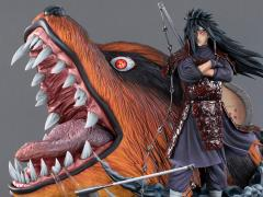 Naruto Shippuden HQS Plus Madara Uchiha Statue