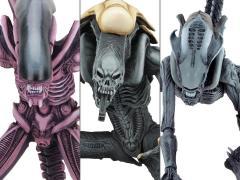 Alien vs. Predator Arcade Appearance Aliens Set of 3 Figures