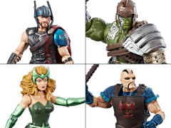 "Thor Marvel Legends 3.75"" Set of 2 Two-Packs"