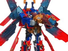 Transformers: Dark of the Moon Ultimate Optimus Prime Year of the Dragon Exclusive