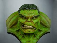 Marvel The Incredible Hulk Life-Size Bust