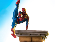 Marvel Battle Diorama Series Spider-Man 1/10 Scale Statue