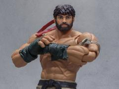 Street Fighter V Hot Ryu 1/12 Scale Figure SDCC 2017 Exclusive