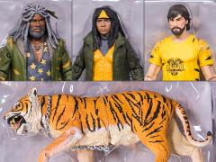 The Walking Dead Shiva Force (Bloody) SDCC 2017 Exclusive Four-Pack