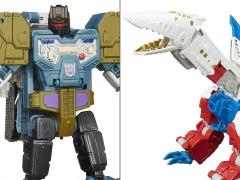 Transformers Combiner Wars Voyager Wave 6 Case of 2