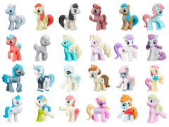 My Little Pony Friendship is Magic Collection Wave 1 Box of 24 Figures