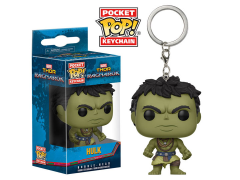 Pocket Pop! Keychain: Thor: Ragnarok - Hulk (Casual)