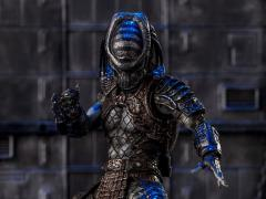 Predator 2 Warrior Predator 1:18 Scale Action Figure