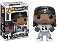 Pop! Football: Raiders - Marshawn Lynch (Away)