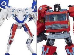 Generations Protectobots Evac Squad Set