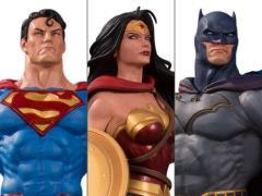 DC Designer Series Trinity Statue (Jason Fabok)