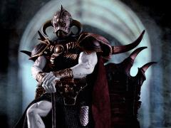 Hell on Earth Death Dealer 1/6 Scale Deluxe Figure with Base & Throne