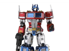 Transformers G1 Optimus Prime 3D Metal Puzzle Model Kit