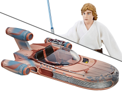 "Star Wars: The Black Series X-34 Landspeeder & Luke Skywalker 6"" Deluxe Set (A New Hope)"