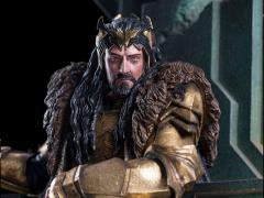 The Hobbit King Thorin on Throne 1/6 Scale Statue