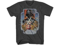 Star Wars Vader X T-Shirt
