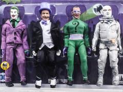"Batman Classic TV Series The Assailants of Gotham City BBTS Exclusive 8"" Retro Figure Four-Pack"