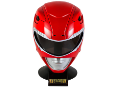 Mighty Morphin Power Rangers Legacy Red Ranger 1:1 Scale Wearable Helmet