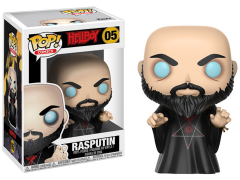 Pop! Comics: Hellboy - Rasputin