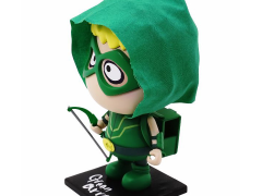 """b.wing x Justice League """"A"""" Family Green Arrow Figure"""