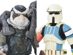 Rogue One: A Star Wars Story Shoretrooper Captain & Bistan Two-Pack