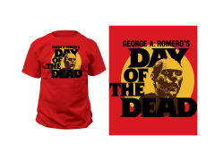 Day of the Dead Circle Portrait T-Shirt