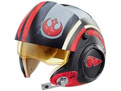 Star Wars: The Black Series Poe Dameron 1:1 Scale Wearable Helmet (Electronic)