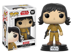 Pop! Star Wars: The Last Jedi - Rose