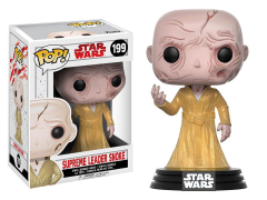 Pop! Star Wars: The Last Jedi - Supreme Leader Snoke