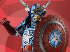 Marvel Mei Sho Manga Realization Samurai Captain America