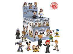 Kingdom Hearts Mystery Minis Box of 12 Figures