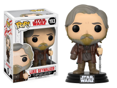 Pop! Star Wars: The Last Jedi - Luke Skywalker