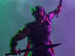 Thor: Ragnarok Battle Diorama Series Thor 1/10 Art Scale Statue