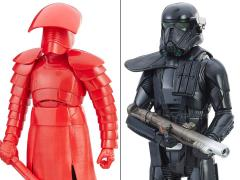 Star Wars Electronic Figures Set of 2 (The Last Jedi)