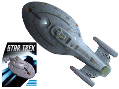 Star Trek Starships Collection XL Edition #5 USS Voyager NCC-74656