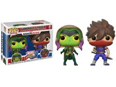 Pop! Games: Marvel Vs. Capcom: Infinite - Gamora Vs Strider