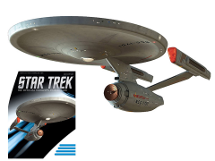 Star Trek Starships Collection Bonus #8 USS Enterprise NCC-1701 Phase II Concept