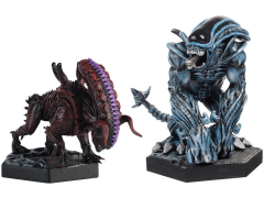 Aliens Retro Figure Collection #2 Bull & Gorilla Set