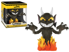"Vinyl Figure: Cuphead - 6"" Super Sized The Devil"