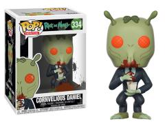 Pop! Animation: Rick and Morty - Cornvelious Daniel