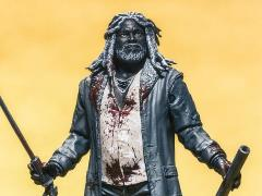 The Walking Dead (Comic) Ezekiel (Bloody Black & White) Figure Exclusive